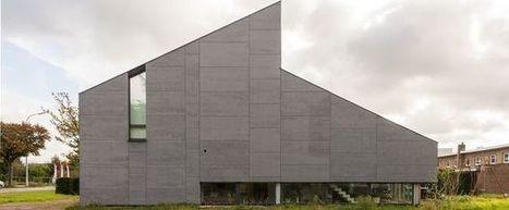 En images : une maison passive fabriquée en autoconstruction | Construction d'avenir | Scoop.it