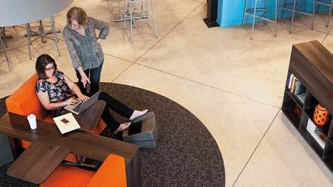 Igniting a Sense of Startup Culture | Office Environments Of The Future | Scoop.it