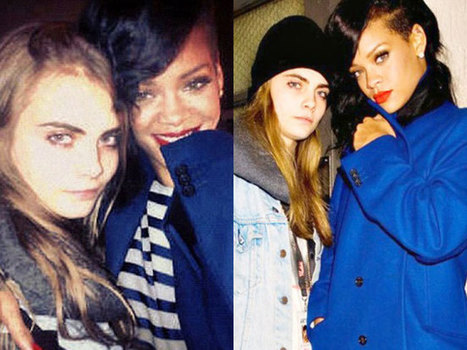 Cara D goes to Rihanna for advice - Cosmopolitan   Drug Safety   Scoop.it