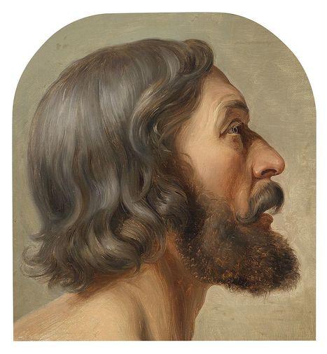 Friedrich Wilhelm Schadow - Artworks | Artistes d'hier, maîtres d'autrefois... | Scoop.it