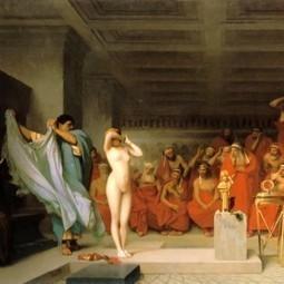 Le modèle grec de l'art français : 1815-1914 | archives | Scoop.it
