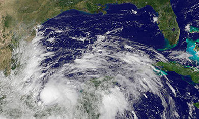Hurricane Ingrid and tropical storm Manuel converge on Mexico - The Guardian | Weather Resources | Scoop.it