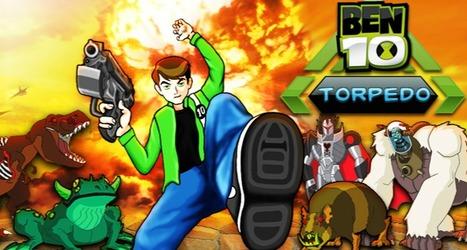 Ben 10 Torpedo - Play Best Ben 10 Games   Ben 10 Games   Spiderman Games   Scoop.it