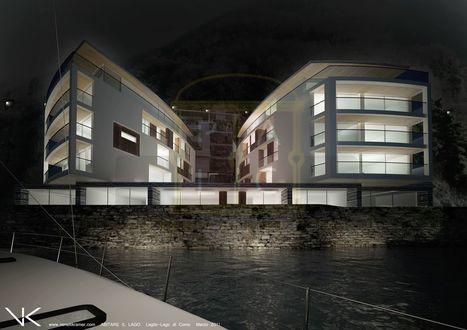 Waterfront Prestigious Modern residences | Property at Lake Como | Scoop.it