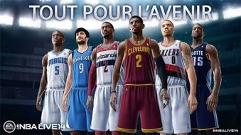 Jeux video: Découvrez la next gen de NBA Live 14 sur PS4, Xbox One | cotentin-webradio jeux video (XBOX360,PS3,WII U,PSP,PC) | Scoop.it