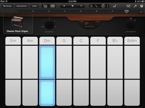 Sweeten Your Tunes With Smart Keys And Smart Guitar In GarageBand For iPad [iOS Tips] | Cult of Mac | iPads, MakerEd and More  in Education | Scoop.it