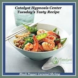 Black Pepper Caramel Shrimp - Catalyst Hypnosis Center | Healthy Recipes | Scoop.it