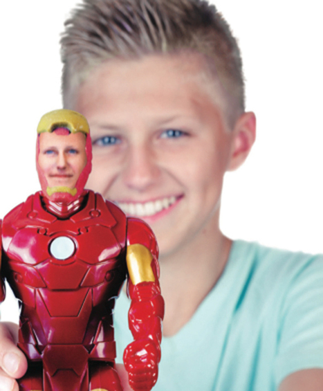 New dimensions: Is toy retail ready for 3D Printing? | Cool Things for kids | Scoop.it