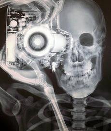 ¿Como se hizo la foto de un fotógrafo bajo los rayos X? | Foto Workshops México | Scoop.it