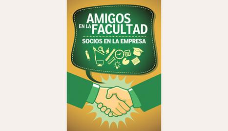 Amigos en la facultad socios en la empresa - El Cronista | Comercio y distribución internacional | Scoop.it