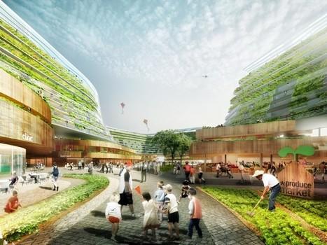 Home Farm (Vertical Farm) | SPARK Architects | Singapore | Architecture, Design, Art, Technology | Scoop.it