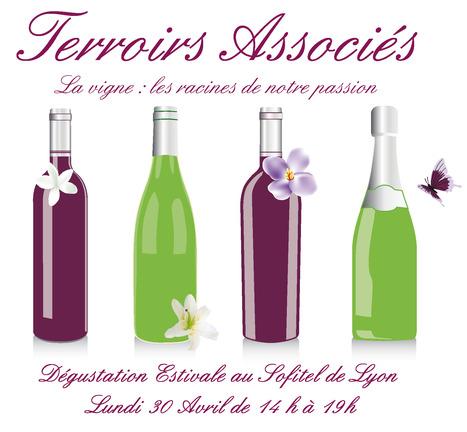 Dégustation Estivale : Terroirs Associés à Lyon   Agenda du vin   Scoop.it