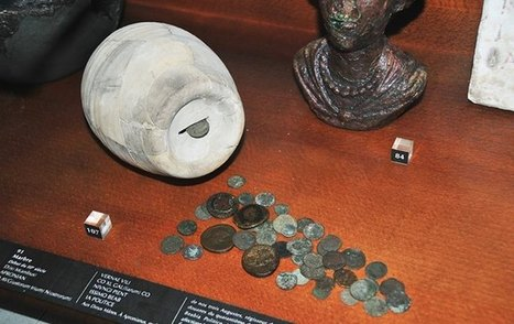 Hucha romana, para gente ahorradora. Museo de Arlés Antiguo. | Historia Antigua | Scoop.it