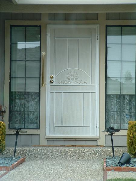 Find Commercial and Residential Security Doors | Custom Courtyard Gates Design with variant styles around Sacramento | Scoop.it