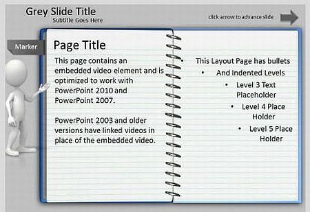 Note Pad Page Turn Tool Kit | Math | Scoop.it