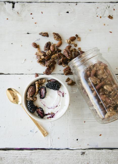 VEGAN COCONUT YOGURT - The Kitchy Kitchen | Vegan Food | Scoop.it