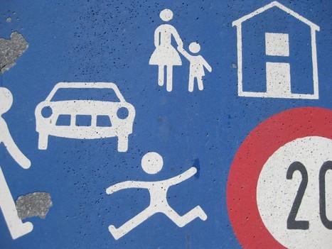 Dessine-moi une «zone de rencontre» l Blog Transports Le Monde | Mobilités | Scoop.it