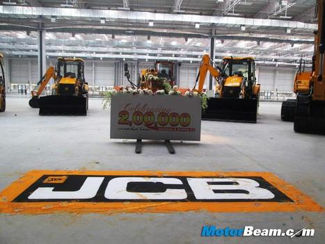 JCB Inaugurates Two New Facilities In Jaipur, Largest In India | Earthmoving & Compaction | Scoop.it