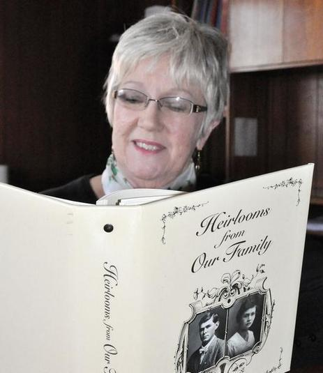 Creating a cookbook with a touch of history - Pontiac Daily Leader   German Genealogy   Scoop.it