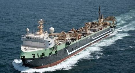 Fishing authorities say super trawler banned from Australia can fish in Irish waters | All about water, the oceans, environmental issues | Scoop.it