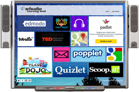 Schudio simplify school Learning Wall packages for multi educational needs - Innovate My School | New Ed Tech and Online Education Developments | Scoop.it