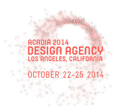 Last reminder! ACADIA 2014 Call for Papers deadline is April 1 - Archinect