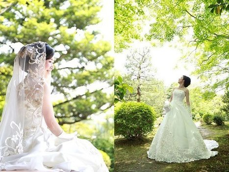 Japanese Travel Agency Offers a Solo Wedding Photo Shoot That Singles Can Experience | Nepal Tour | Scoop.it