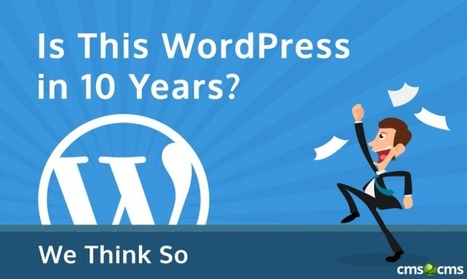 Is This WordPress in 10 Years? We Think So. | Free & Premium WordPress Themes | Scoop.it