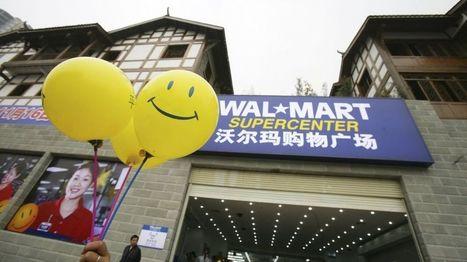 Walmart announces Chinese partnership with JD.com - BBC News | China: Pre-U Economics | Scoop.it
