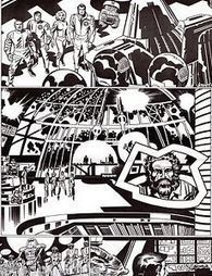 "Jack Kirby Art: JACK KIRBY VOYAGES INTO THE BLACK HOLE ARTICLE | Jack ""King"" Kirby 
