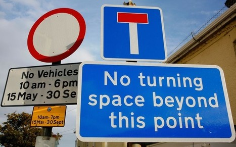 Britain's road signs could disappear under EU plans | UK Highways | Scoop.it