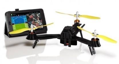 Pocket Drone – Un drone concu pour vous suivre   deco   Scoop.it