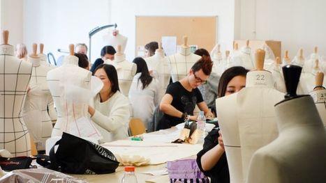 5 écoles françaises dans le classement international des écoles de mode | Formations mode et design | Scoop.it