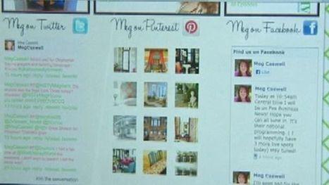 HGTV's Meg Caswell: Pinterest My Bulletin Board for Daily Design | Pinterest | Scoop.it