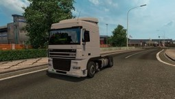 DAF XF 95 by Nicko | ETS2 | Scoop.it