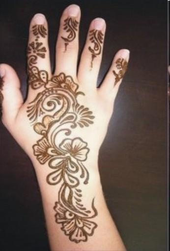 Stylish Mehndi Designs Eid ul Fitr 2013  for Girls | stylostyle | Scoop.it