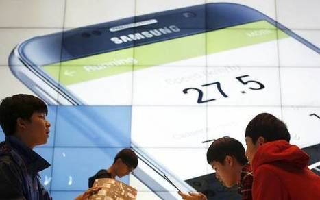 Samsung reaches partial agreement with sick workers : News, News - India Today | Electronics - Issues and Problems | Scoop.it