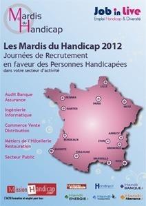 Forum Recrutement Handicap - MissionHandicap | Diversité | Scoop.it