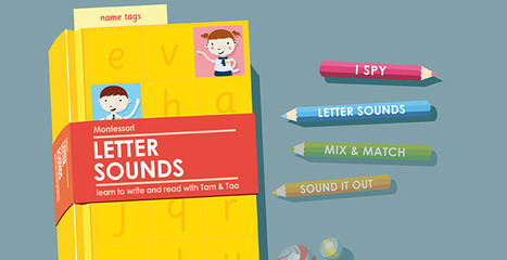 Montessori Letter Sounds [App Review]   Educational Apps & Tools   Scoop.it