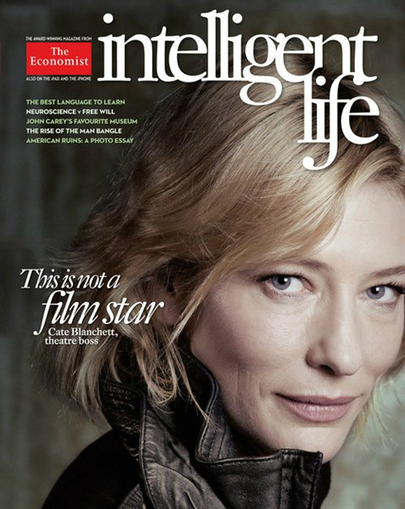 Cate Blanchett Goes Un-Photoshopped for Mag Cover | Story | Wonderwall | A Beauty Supreme | Scoop.it