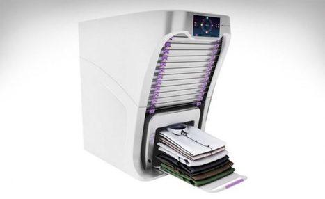 FoldiMate : La machine qui repasse votre linge automatiquement   Arkko   Scoop.it