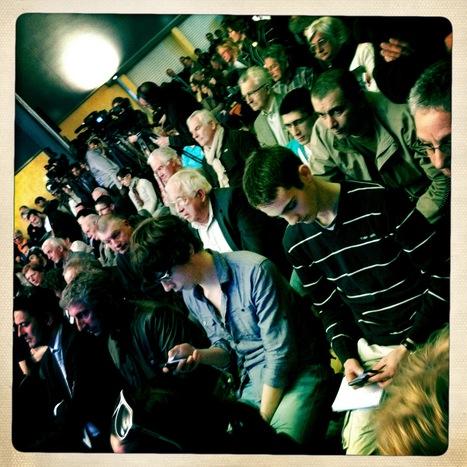 Analyse d'un meeting politique twitter : Bayrou à Poitiers   Web 2.0 et société   Scoop.it