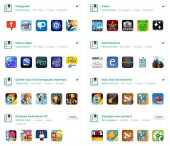 Netwijs edublog: Eduapp nu echt online | iPad, Tablet, Chromebook, Surface, Raspberry PI & Smartboard op de Basisschool | Scoop.it