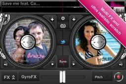 Le DJ Benjamin Braxton teste en video l'application eDJing - Gizmodo | Musique numérique & tactile | Scoop.it