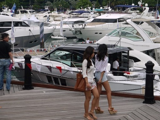 Princess Yachts To Have Strong Presence At Singapore Yacht Show - News - Asia-Pacific Boating