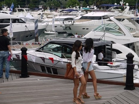 Luxury yachting on rise in Asia | Yachts and Boats | #pasiónporlosyates | Scoop.it