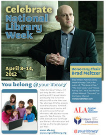 US National Library Week, April 8-14, 2012 | American Library Association #nlw12 | The Information Professional | Scoop.it