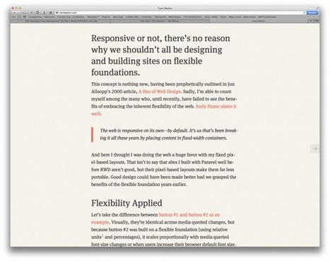 13 Design Trends For 2013 - The Industry | The Future of the Web | Scoop.it