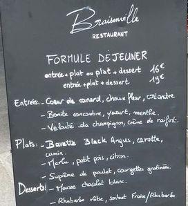 John Talbott's Paris: Braisenville in the 9th | Exploring the Paris food scene | Scoop.it