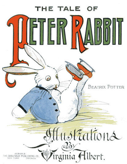 eBook of Peter Rabbit by Beatrix Potter | High school Literature | Scoop.it
